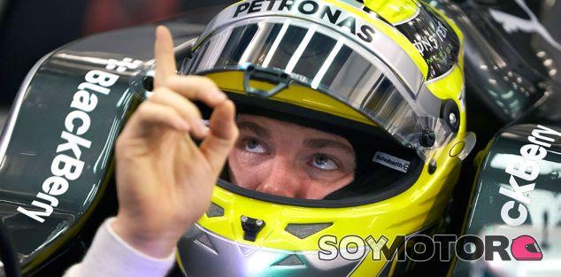 """Rosberg: """"Tengo la sensación de que este podría ser nuestro año"""""""