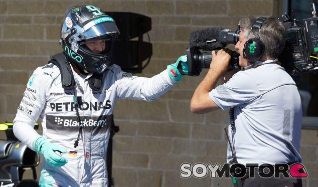 """Rosberg: """"No pienso en cómo reaccionaré si pierdo el título"""" - LaF1.es"""