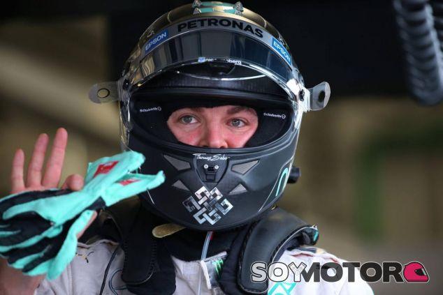 La de mañana será una jornada ajetreada para Rosberg y toda la parrilla - LaF1
