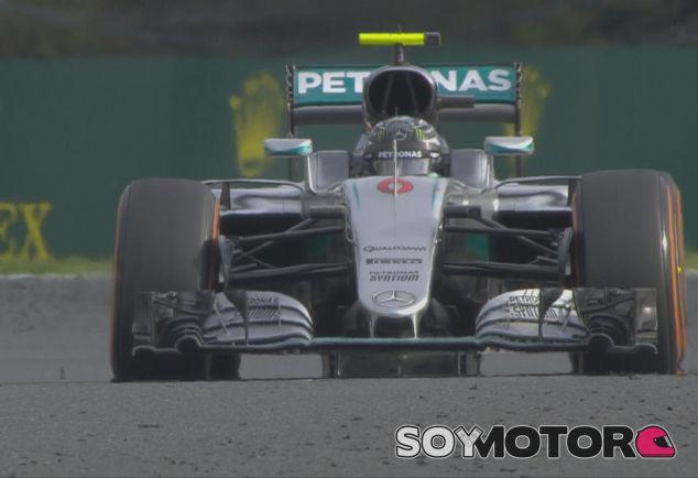 Nico Rosberg logra la victoria en Suzuka - LaF1
