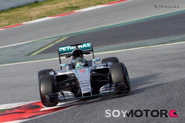 Rosberg está ante su última oportunidad, según Jos Verstappen - LaF1
