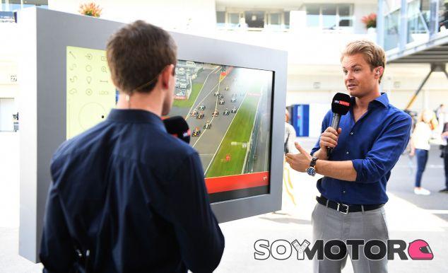 Nico Rosberg da su punto de vista sobre Sebastian Vettel - SoyMotor