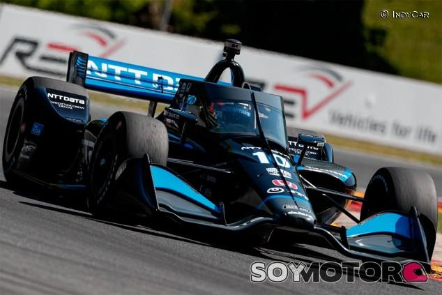 Felix Rosenqvist en Road America - SoyMotor.com