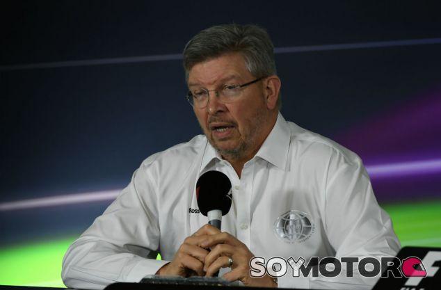 """Brawn: """" Mi sueño es que haya más Verstappens en la F1"""" - SoyMotor"""