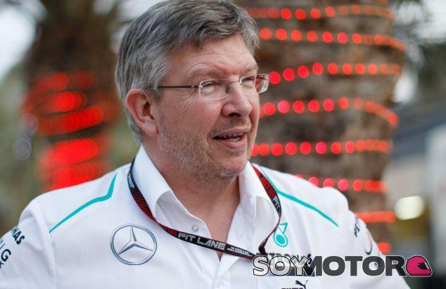 Ross Brawn dejará Mercedes a finales de esta semana - LaF1