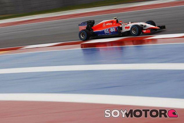 Rossi se quedó con ganas de rodar más en el primer día ante su público - LaF1