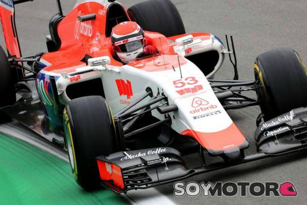 Rossi afronta mañana su última carrera con Manor - LaF1