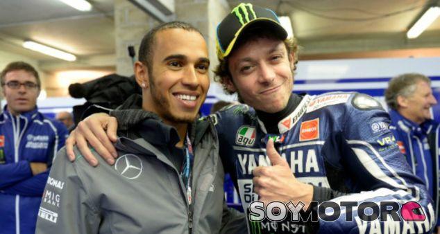 """Zanardi: """"¿Se imaginan el imapacto de una victoria de Rossi al volante de un Mercedes?"""" - SoyMotor.com"""