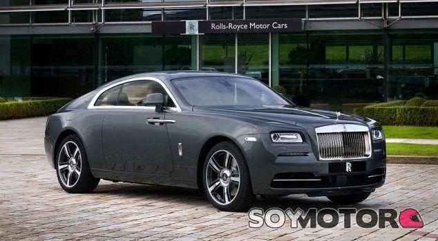 El Rolls Royce Wraith es el último exponente del lujo de la firma británica - SoyMotor
