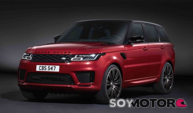 Range Rover Sport 2018 - SoyMotor.com