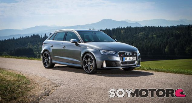 Audi RS3 Sportback ABT presume de 430 caballos - SoyMotor