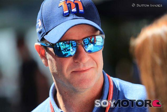 Rubens Barrichello en Interlagos - SoyMotor.com