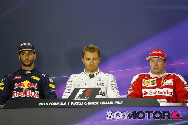 Éstos han sido los tres hombres más rápidos del día - LaF1