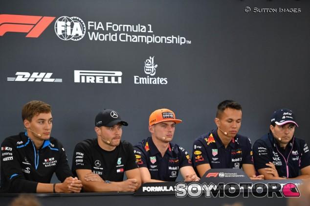 GP Bélgica F1 2019: Rueda de prensa del jueves - SoyMotor.com