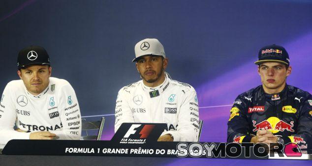 Rueda de prensa del GP de Brasil F1 2016: Domingo - LaF1
