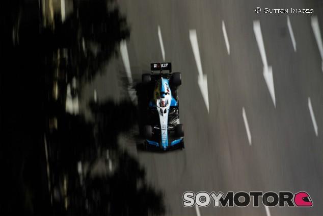 Williams en el GP de Singapur de F1 2019: Sábado - SoyMotor.com