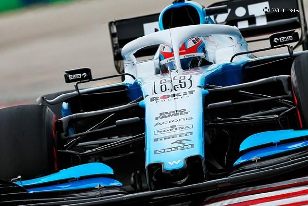 Williams en el GP de Hungría F1 2019: Sábado - SoyMotor.com