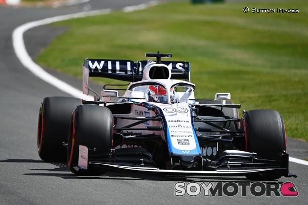 Williams en el GP de Gran Bretaña F1 2020: Sábado - SoyMotor.com