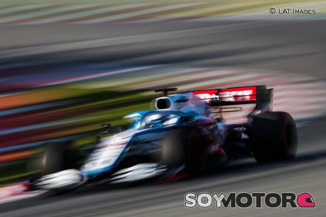 Williams anunciará una decoración nueva antes del primer GP  - SoyMotor.com