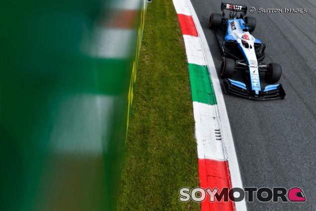 Williams en el GP de Italia F1 2019: Sábado - SoyMotor.com