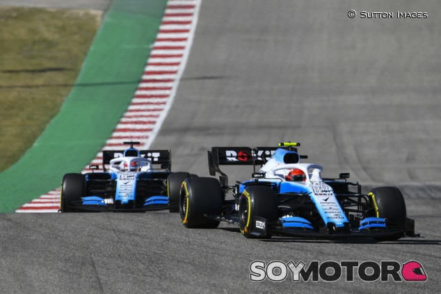 Williams no ignorará 2020 para centrarse en 2021 - SoyMotor.com