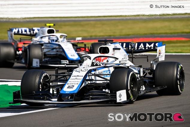 Williams en el GP del 70º Aniversario F1 2020: Domingo - SoyMotor.com