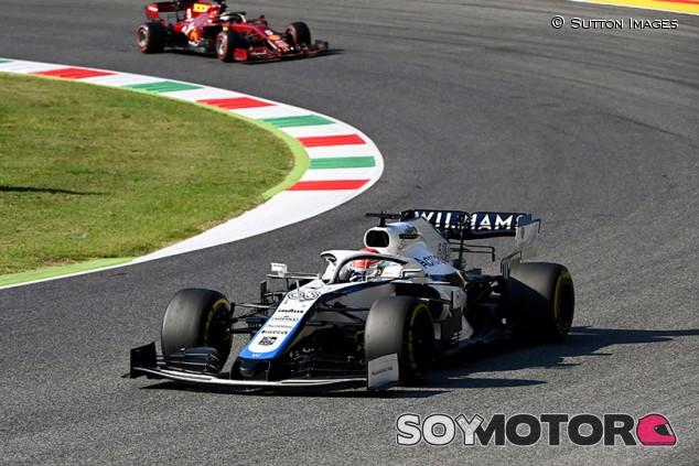 Williams en el GP de La Toscana F1 2020: Domingo - SoyMotor.com