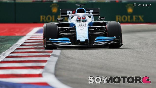 Williams en el GP de Rusia F1 2019: Viernes - SoyMotor.com