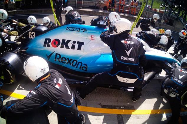Mundial de Paradas: Red Bull, al frente; Williams, los más rápidos en Hungría - SoyMotor.com