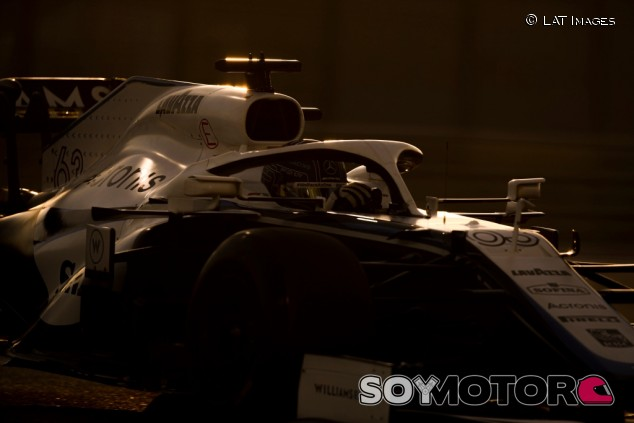 Williams en el GP de Abu Dabi F1 2020: Viernes - SoyMotor.com