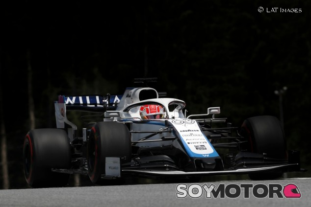 Williams en el GP de Austria F1 2020: Domingo - SoyMotor.com