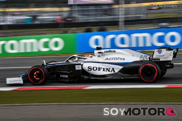 Williams en el GP de Portugal F1 2020: Previo - SoyMotor.com