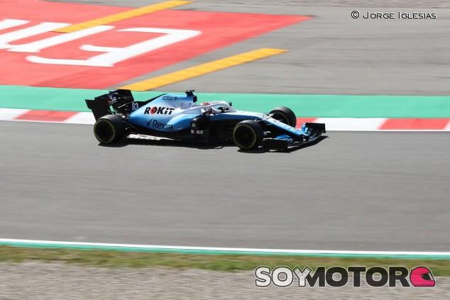Williams en el GP de España de F1 2019: Viernes – SoyMotor.com