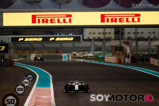 Pirelli advierte de diferencias menores de las esperadas entre el duro y el medio - SoyMotor.com