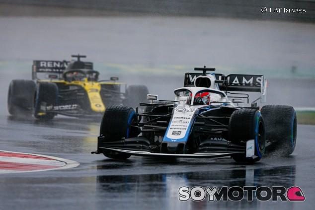 Williams pasará a ser equipo cliente de Alpine en 2022, según prensa italiana - SoyMotor.com