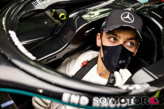 Russell estará con Mercedes en vistas a 2022... en un test de Pirelli - SoyMotor.com