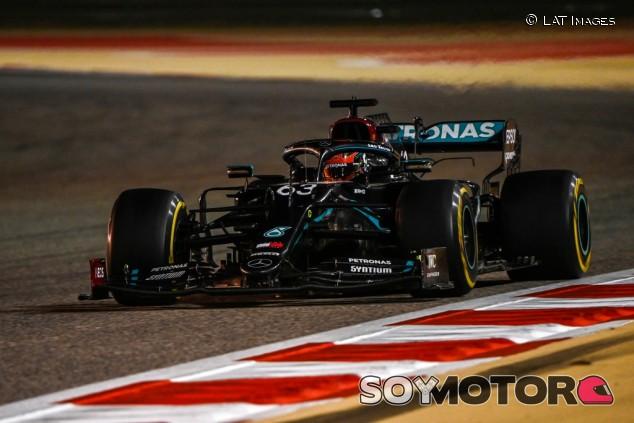 Mercedes en el GP de Sakhir F1 2020: Domingo - SoyMotor.com