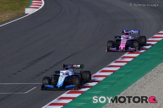 Mercedes, Racing Point y Williams estrenarán la Spec 2 en Montreal – SoyMotor.com