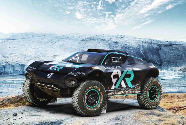 Nico Rosberg crea su propio equipo de Extreme E - SoyMotor.com