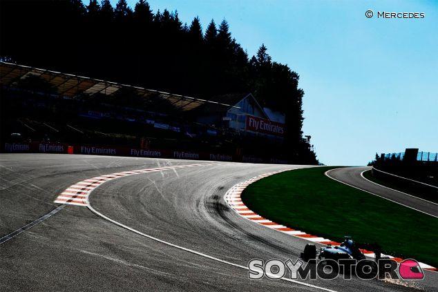 Escena del Gran Premio de Bélgica - LaF1