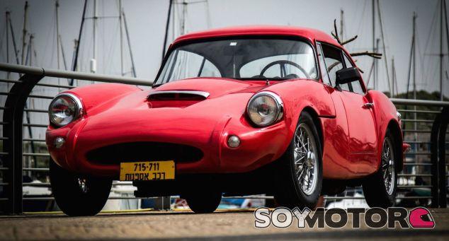 Sabra GT: rarera, belleza y equilibrio a partes iguales - SoyMotor.com