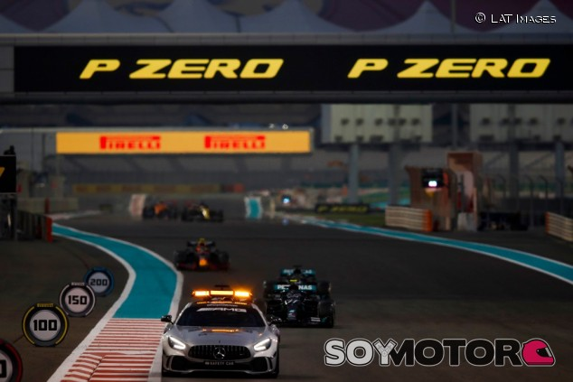 Pirelli afirma que el coche de seguridad ha condicionado las estrategias - SoyMotor.com