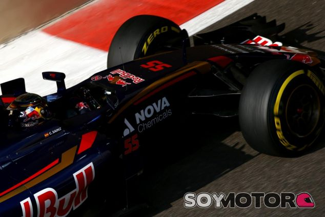 Sainz espera que el Toro Rosso le deje mostrar su verdadero talento en 2016 - LaF1