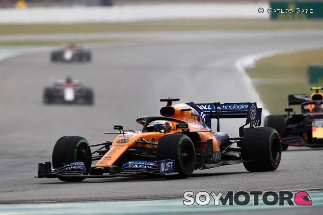 """Seidl, contento con el trabajo duro de McLaren: """"Hemos mejorado"""" - SoyMotor.com"""