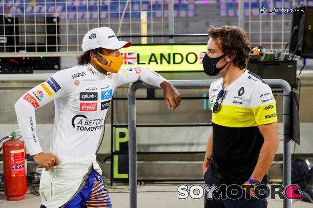 """Sainz: """"Nunca va a haber otro Alonso, yo intento hacer mi propio camino"""" - SoyMotor.com"""