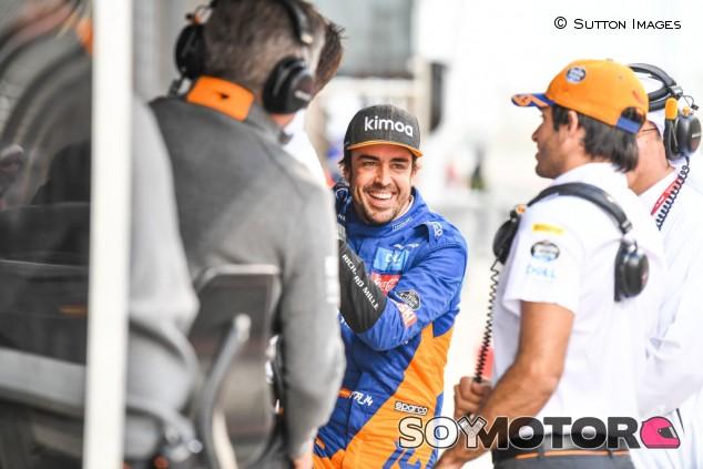 """Sainz: """"La F1 es para los mejores y Alonso es uno de ellos"""" - SoyMotor.com"""