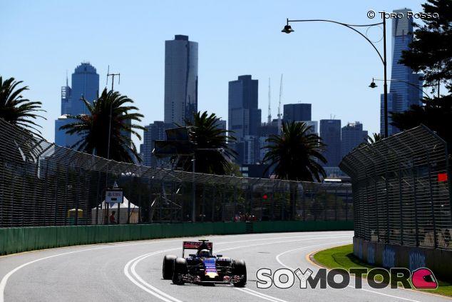 Carlos Sainz debutó en Albert Park clasificándose séptimo en la parrilla - LaF1