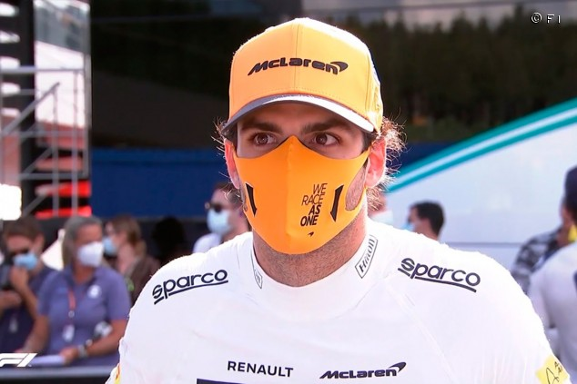 """Sainz, optimista tras el quinto de Austria: """"Podría haber más podios este año"""""""