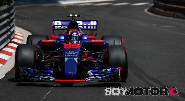 Toro Rosso en el GP de Azerbaiyán F1 2017: Previo - SoyMotor.com