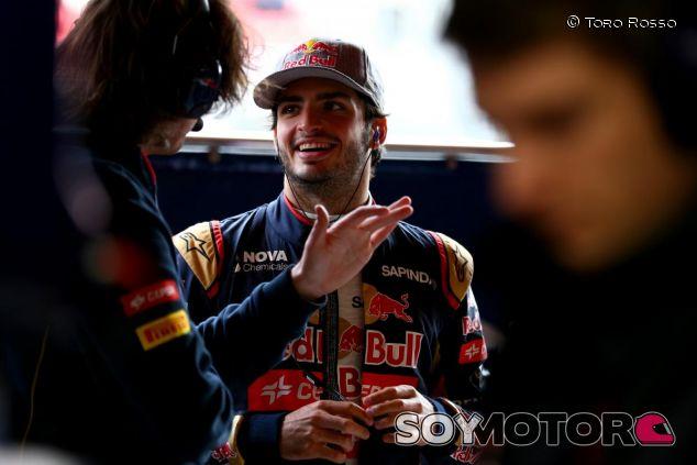 Después del GP de España, Sainz afronta otro fin de semana especial - LaF1